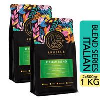 ARUTALA Kopi Italian Blend for Espresso 1KG
