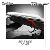 Hayaidesu Yamaha MT 15 Body Protector Rear Side Cover