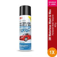 3M Waterless Wash & Wax 16ounce 39110 - Pembersih Eksterior Kendaraan