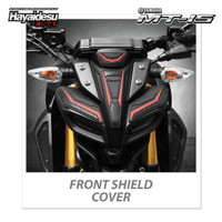 Hayaidesu Yamaha MT 15 Body Protector Front Shield Cover