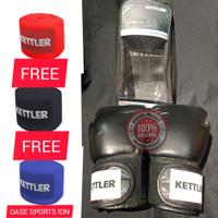 Boxing gloves/sarung tinju Kettler Free Handwraps 2pcs - 10