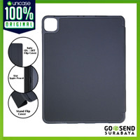 "Case iPad Pro 11"" 2020/2018 Goospery Flip Magnetic Smart Cover Casing - 2020"