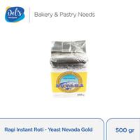 Ragi Instant Roti - Yeast Nevada Gold 500gr