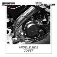 Hayaidesu Yamaha MT 15 Body Protector Middle Side Cover