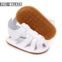 Sepatu Baby Pre Walker Gladiator LKS1112 - Putih