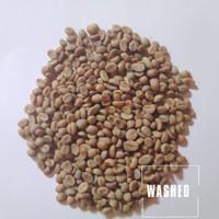 Greenbean Kopi Robusta Kerinci Wased Process Berat 1 kg