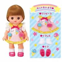 Mell Chan Pom Pom Baby Dress Mainan Anak Perempuan original SALE
