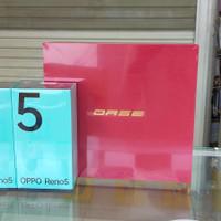 Oppo Reno 5 8/128 GB garansi resmi