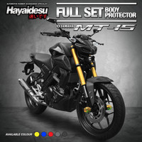 HAYAIDESU MT 15 BODY PROTECTOR FULL SET COVER