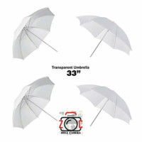 Paket 4 Payung Putih Studio Umbrella White Flash Lighting Diffuser Ref