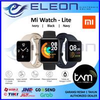Xiaomi Mi Watch Lite Smartwatch Miwatch Ori Garansi Resmi TAM / Xiaomi - Black