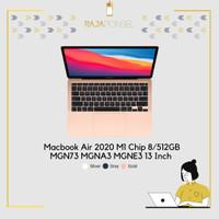 Apple Macbook Air 2020 M1 Chip MGN73 MGNA3 MGNE3 13 Inch 8GB SSD 512GB