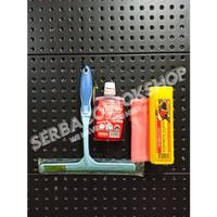 Paket Kebersihan Kaca Wiper-Anti Jamur-Lap Fiber-Lap Kanebo Termurah