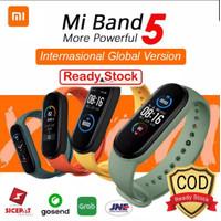 Xiaomi Mi Band 5 AMOLED Smart Watch MiBand 5 Global Internationa K284 - MIBAND 5 GLOBAL