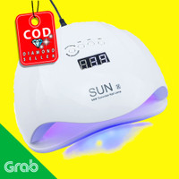 Pengering Kutek Kuku UV LED Nail Dryer 54W - SUN-X