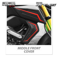 Hayaidesu Yamaha MT 15 Body Protector Middle Front Cover