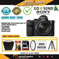 Kamera Mirrorless Sony Alpha A7 ii Kit 28-70mm - Standar