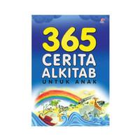 Buku 365 Cerita Alkitab Untuk Anak Buku Rohani Cerita Bergambar