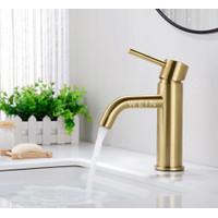 Keran air faucet warna emas kualitas setara toto wasser kohler