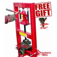 Alat Press Motor Multifungsi Press Fork Press Velg Press Kruk As Setan