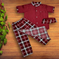 Sarkoci Baju muslim anak cele 2-5 tahun