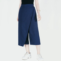 Celana Wanita / Navy Fasla Pants 43036D4NA - Ninety Degrees