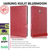 Ipad Pro 12.9 2020 Sarung Kulit Leather Case Flip Cover Standing