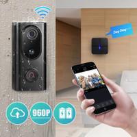 KERUI Bel Video Interkom L16 IP WIFI Bel Kamera Rumah