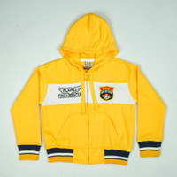 """Jaket Anak Unisex Baby Air 8528 """"FIRE AND RESCUE """" Kuning"""