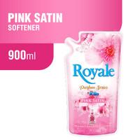 Royale Pelembut Pakaian Pink Satin 900 ml