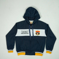 """Jaket Anak Unisex Baby Air 8528 """"FIRE AND RESCUE """" Hitam"""