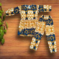 piyama/pajamas anak FREE masker