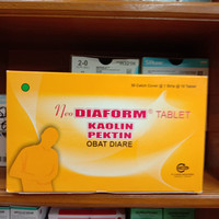 Neo DIAFORM Obat Diare KOALIN PEKTIN