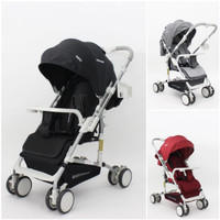 Stroller BabyDoes / Baby Does CH-SY 319 SN Hola R Stylish Reversible