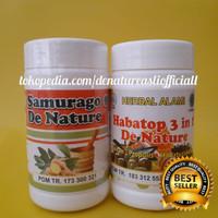 Obat Rematik Herbal Nyeri Sendi Encok Samurago Habatop 3in1 De Nature