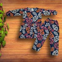 Piyama pajamas Janbol free masker