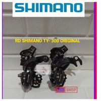 RD REAR DERAILLEUR SHIMANO LETTER S OPERAN GIGI SEPEDA ORIGINAL 6 7 SP