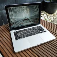 MacBook Pro 13 Core i7 RAM 8GB HDD 500GB Mulus