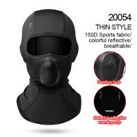CoolChange Masker Full Face Balaclava Thermal Warm & Windproof Cycling