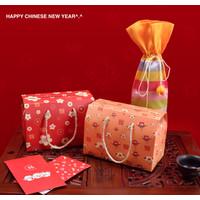 Paper Box/ Kotak Kado/ Bungkus Kado Tema Imlek Box Jinjing