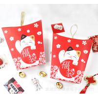 Box Kotak Gift Box Imlek Lucu Segi - Random