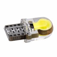 LuxStar Lampu Mobil Headlight LED T10 W5W COB 2 PCS
