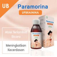 Herbal Anak Paramorina Upbrainina 100ml (Cepat Bicara, Kecerdasan)