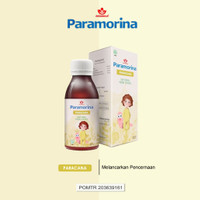 Herbal Anak Paramorina Pacana 100ml (Obat Cacing)