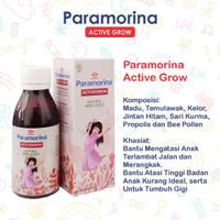Herbal Anak Paramorina Active Grow 100ml (Cepat Jalan, Pertumbuhan)