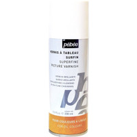PEBEO OIL AUXILIARY SUPERFINE PICTURE VARNISH SPRAY 400ML