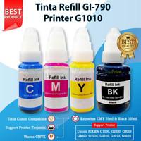 Tinta Refill Compatible Printer Canon GI790 GI-790 GI 790 G1000