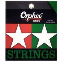 Orphee D5 28-45 Senar Gitar Klasik Nylon Hard Tension