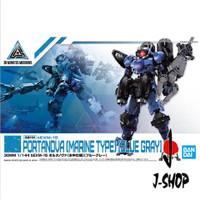 30MM - 1/144 Portanova (Marine Type) (Blue Gray)
