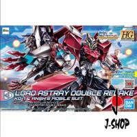 HGBD:R 1/144 - Gundam Load Astray Double Rebake
